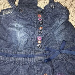 Koala Baby Denim Dress